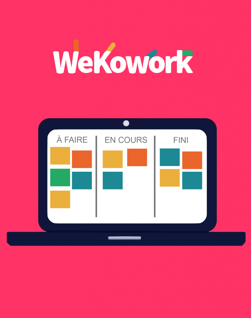 Manage task lists with a kanban